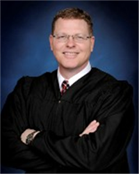 Portrait of District Judge Brett Loveless