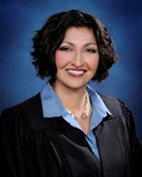 Portrait of District Judge Jacqueline Flores