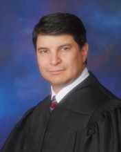 Portrait of District Judge Gerald Baca