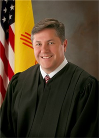 Judge's portrait