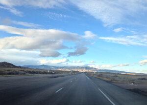 Photo of U.S. 491 near Twin Lakes, NM