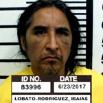 Mug shot of Isaias Lobato-Rodriguez, convicted of second-degree murder for the death of Connie Lopez, 57, of Lake Placid, Fla. 4x5 ratio